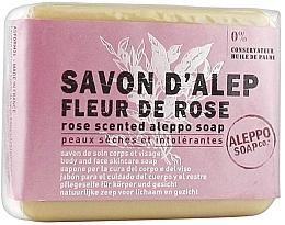 Düfte, Parfümerie und Kosmetik Aleppo-Seife mit Rosenduft - Tade Aleppo Rose Flower Scented Soap