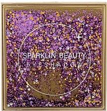 Düfte, Parfümerie und Kosmetik Glänzende Lidschatten - Cosmetic 2k Sparklin Beauty Eye Shadow