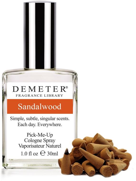 Demeter Fragrance Sandalwood - Parfüm — Bild N1