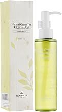 Düfte, Parfümerie und Kosmetik Gesichtsreinigungsöl mit Grüntee-Extrakt - The Skin House Natural Green Tea Cleansing Oil