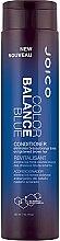 Düfte, Parfümerie und Kosmetik Farbausgleichende Haarspülung - Joico Color Balance Blue Conditioner