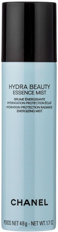Konzentriertes Feuchtigkeitsspray für das Gesicht - Chanel Hydra Beauty Essence Mist — Bild N2