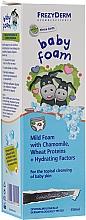Düfte, Parfümerie und Kosmetik Milder Waschschaum mit Kamille und Weizenproteinen für Neugeborene und Kinder - Frezyderm Baby Foam