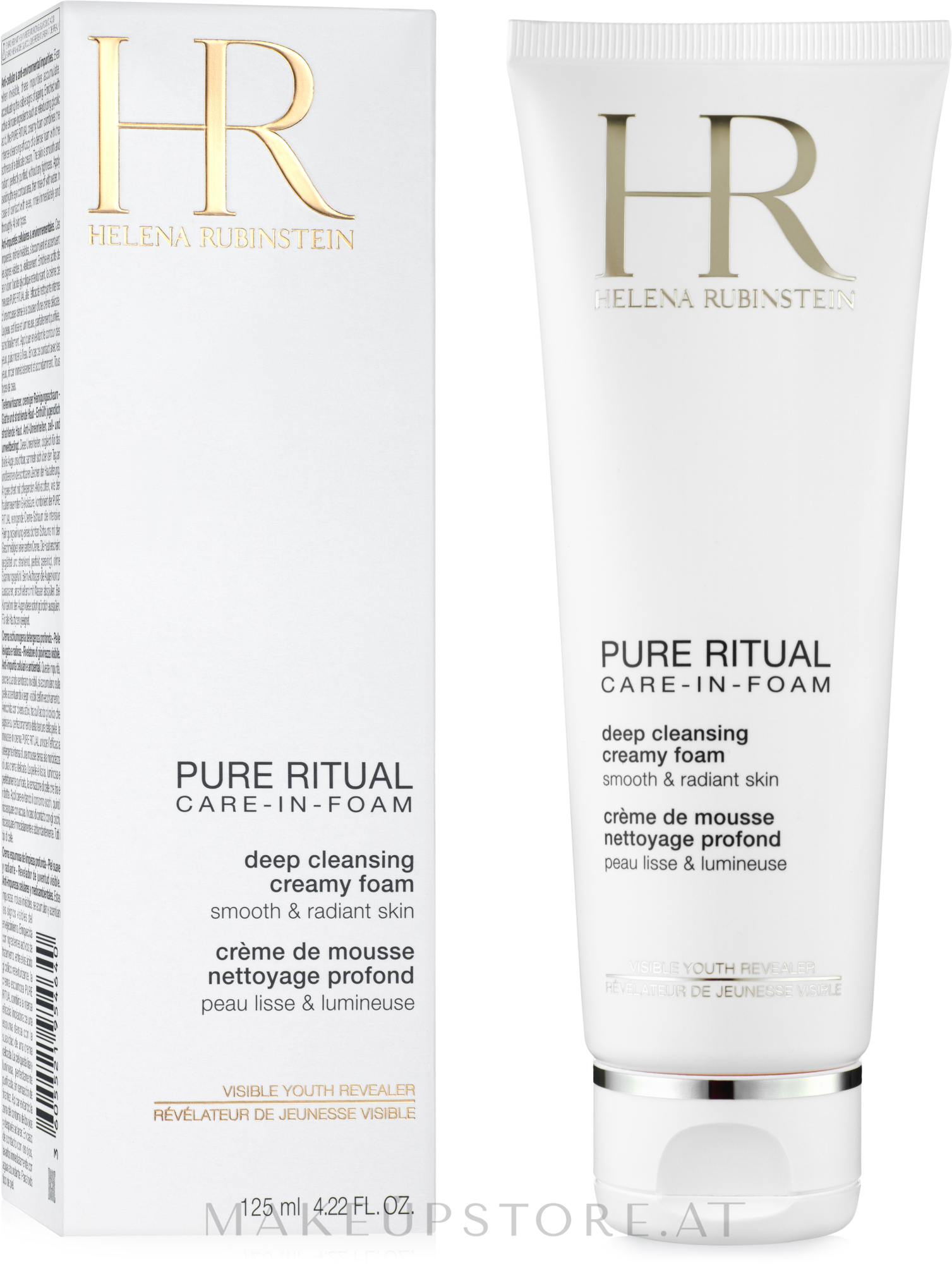 Cremiger Schaum zur Tiefreinigung - Helena Rubinstein Pure Ritual Deep Cleansing Creamy Foam — Bild 125 ml