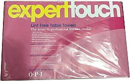 Düfte, Parfümerie und Kosmetik Fusselfreie Einwegtücher - O.P.I. Expert Expert Touch Table Towels