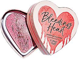 Düfte, Parfümerie und Kosmetik Flüssiger Highlighter - Makeup Revolution I Heart Makeup Bleeding Heart Highlighter