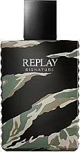 Düfte, Parfümerie und Kosmetik Replay Signature For Men Replay - Eau de Toilette (Tester ohne Deckel)