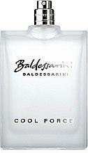 Düfte, Parfümerie und Kosmetik Baldessarini Cool Force - Eau de Toilette (Tester ohne Deckel)