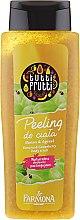 Düfte, Parfümerie und Kosmetik Körperpeeling Banane und Stachelbeere - Farmona Tutti Frutti