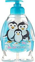 "Düfte, Parfümerie und Kosmetik Kinder Duschgel ""Penguins Family"" - Chlapu Chlap Bath & Shower Gel"