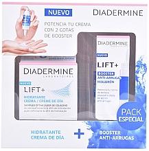 Düfte, Parfümerie und Kosmetik Gesichtspflegeset - Diadermine Lift + Booster Hialuronic Set (Gesichtscreme 50ml + Gesichtsbooster)
