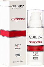 Düfte, Parfümerie und Kosmetik Feuchtigkeitsserum für fettige und Problemhaut - Christina Comodex Hydrate & Restore Serum