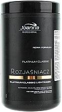 Düfte, Parfümerie und Kosmetik Aufhellendes Haarpulver Platinum Classic - Joanna Professional Lightener