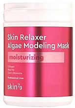 Düfte, Parfümerie und Kosmetik Feuchtigkeitsspendende Gesichtsmaske mit Kollagen und Kirschblüten - Skin79 Relaxer Algae Modeling Mask Moisturizing