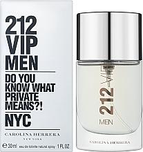 Düfte, Parfümerie und Kosmetik Carolina Herrera 212 VIP Men - Eau de Toilette