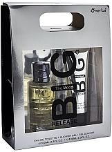 Düfte, Parfümerie und Kosmetik Omerta Big Release The Mood - Duftset (Eau de Toilette 100ml + Duschgel 100ml)