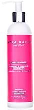 Düfte, Parfümerie und Kosmetik Lockendefinierender Conditioner mit Amberextrakt und Arganöl - Acca Kappa Glossing & Defining Conditioner For Curly Hair