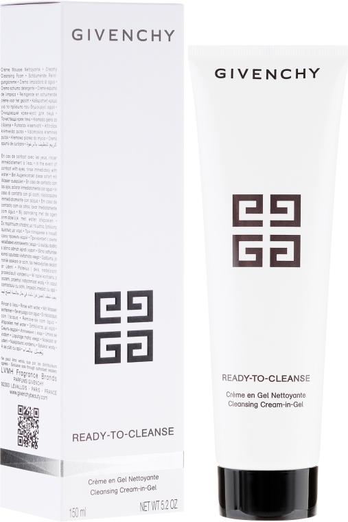 Gesichtsreinigungsgel-Creme - Givenchy Ready-To-Cleanse Gel en Creme Nettoyante — Bild N1