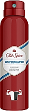 Düfte, Parfümerie und Kosmetik Deospray Antitranspirant - Old Spice Whitewat Deodorant Spray