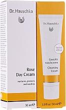 Düfte, Parfümerie und Kosmetik Gesichtspflegeset - Dr. Hauschka Rose and Cleansing Cream (Tagescreme für das Gesicht 30ml + Reinigungscreme 30ml)