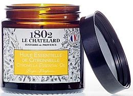 Düfte, Parfümerie und Kosmetik Duftkerze Citronella - Le Chatelard 1802 Citronella Essential Oil Scented Candle