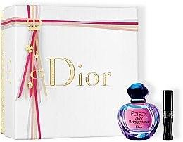 Düfte, Parfümerie und Kosmetik Christian Dior Poison Girl Unexpected - Duftset (Eau de Toilette 50ml + Wimperntusche 4ml)