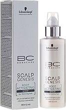 Düfte, Parfümerie und Kosmetik Serum zum Haarwachstum - Schwarzkopf Professional BC Bonacure Scalp Genesis Root Activating Serum