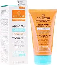 Düfte, Parfümerie und Kosmetik Aktiv schützende Sonnencreme für Körper und Gesicht mit LSF 30 - Collistar Active Protection Sun Cream SPF30 150ml