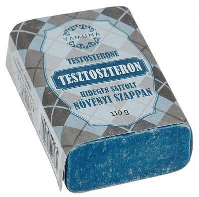 Mydło tłoczone na zimno dla mężczyzn - Yamuna Testosterone Cold Pressed Soap