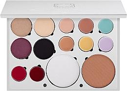 Düfte, Parfümerie und Kosmetik Make-up-Palette - Ofra Professional Mixed Palette