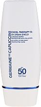 Schützende Gesichtscreme gegen die Auswirkungen von Umweltverschmutzung mit UV-Schutz - Germaine de Capuccini Excel Therapy O2 UV Urban Shield SPF50 — Bild N2