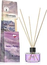 Düfte, Parfümerie und Kosmetik Raumerfrischer Provence Lavender - Allvernum Home & Essences Diffuser Fragrance Sticks