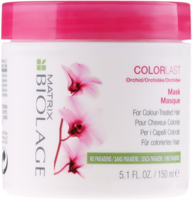 Haarmaske für coloriertes Haar - Biolage Colorlast Mask — Bild N1