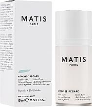 Düfte, Parfümerie und Kosmetik Anti-Ermüdung Augenkonturgel-Creme gegen Augenringe und Tränensäcke - Matis Reponse Regard Relax-Eyes