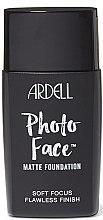 Düfte, Parfümerie und Kosmetik Mattierende Foundation - Ardell Photo Face Matte Foundation