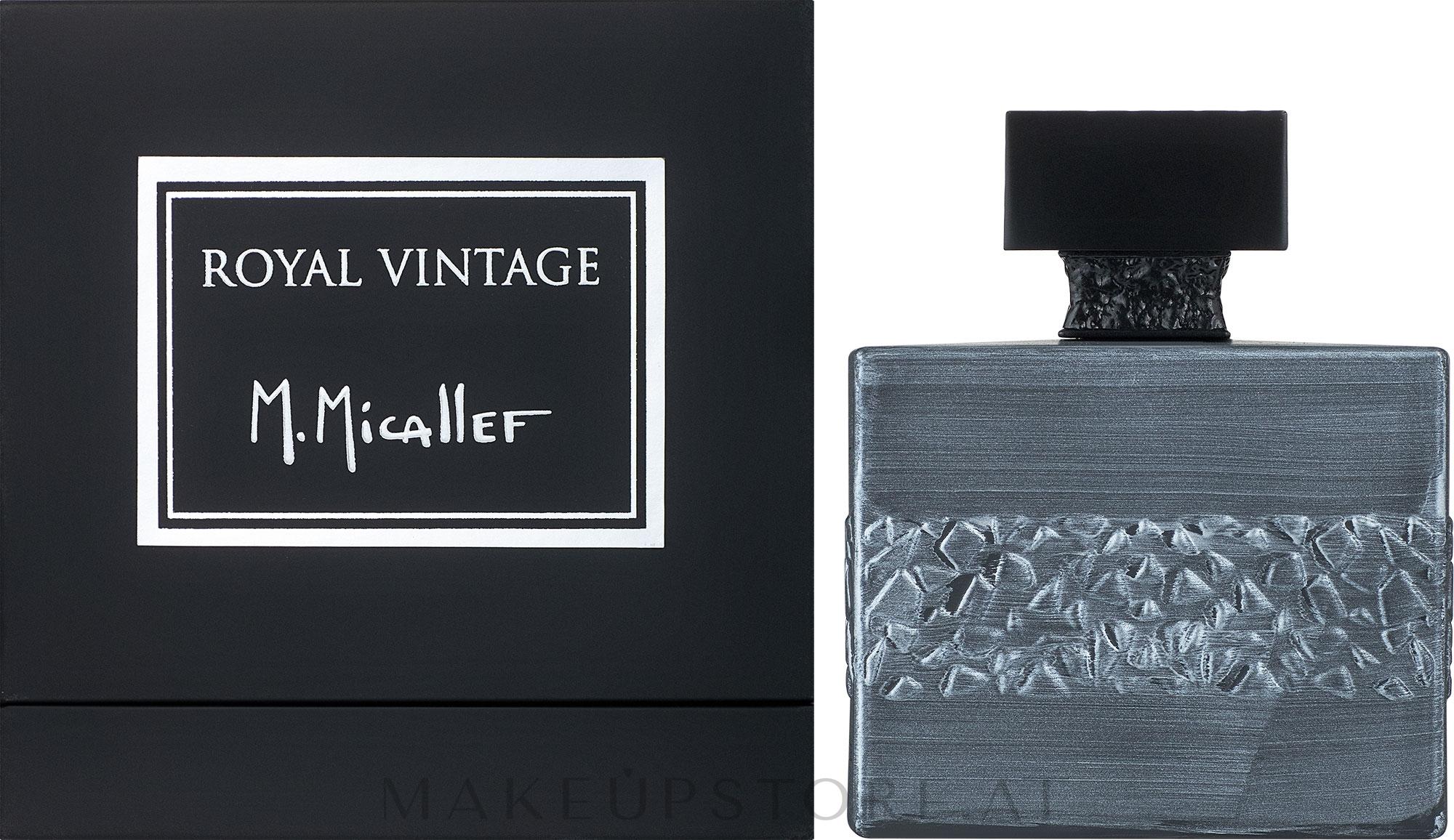 M. Micallef Royal Vintage - Eau de Parfum — Bild 100 ml