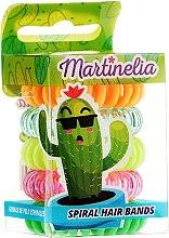 Düfte, Parfümerie und Kosmetik Haargummis Kaktus 5 St. - Martinelia