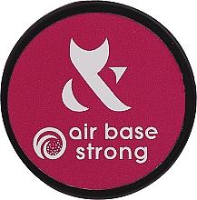 Düfte, Parfümerie und Kosmetik Transparenter harter Gel Nagelunterlack - F.O.X Air Base Strong