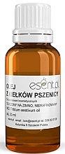 Düfte, Parfümerie und Kosmetik Unraffiniertes kaltgepresstes Weizenkeimöl - Esent Natural Wheat Germ Oil