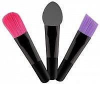 Düfte, Parfümerie und Kosmetik Lippen,- und Lidschatten-Applikatoren 3 St. - Vipera Magnetic Play Zone