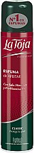 Düfte, Parfümerie und Kosmetik Rasierschaum - La Toja Hidrotermal Classic Shaving Foam