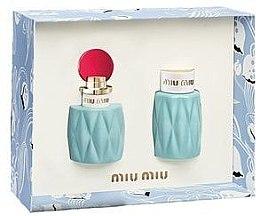 Düfte, Parfümerie und Kosmetik Miu Miu Miu Miu - Duftset (Eau de Parfum 50ml + Körperlotion 100ml)