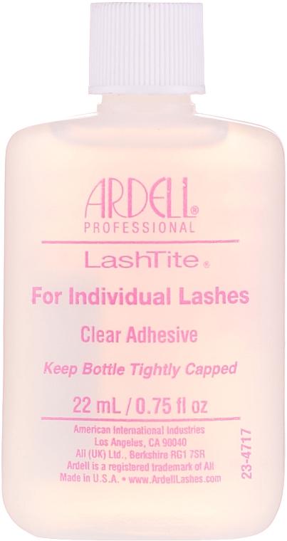 Transparenter Wimpernkleber - Ardell LashTite Adhesive Clear