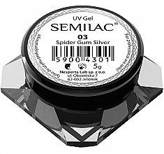 Düfte, Parfümerie und Kosmetik Nagelgel zum Verzieren - Semilac Spider Gum UV Gel