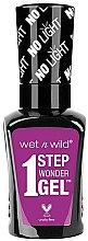 Düfte, Parfümerie und Kosmetik Gel Nagellack - Wet N Wild 1 Step Wonder Gel Nail Color