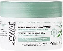 Düfte, Parfümerie und Kosmetik Balsam für Gesicht und Körper mit antioxidativen Lumiphenolen und Bambuswasser - Jowae Protective Moisturizing Balm