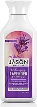 Düfte, Parfümerie und Kosmetik Shampoo für mehr Volumen mit Lavendel - Jason Natural Cosmetics Volumizing Lavender Shampoo