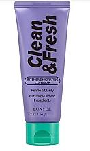 Düfte, Parfümerie und Kosmetik Intensiv feuchtigkeitsspendende, klärende und verfeinernde Gesichtsmaske mit Tonerde - Eunyul Clean & Fresh Intense Hydrating Clay Mask