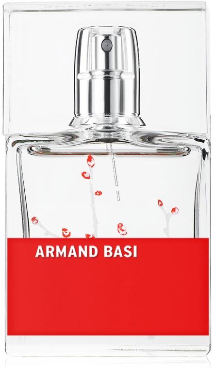 Armand Basi In Red - Eau de Toilette  — Bild N6