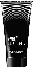 Düfte, Parfümerie und Kosmetik Montblanc Legend - After Shave Balsam